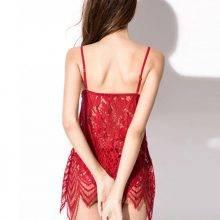 Women's Shahrazad Lace Dress and Panties Set